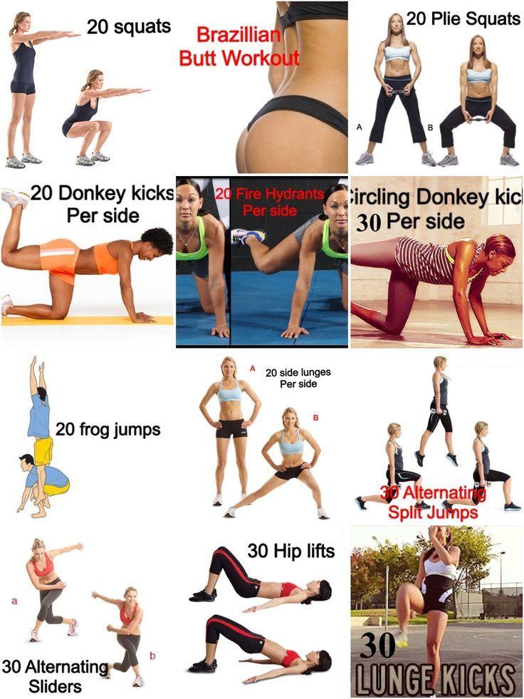 Pilates Butt Workout - PositiveMed