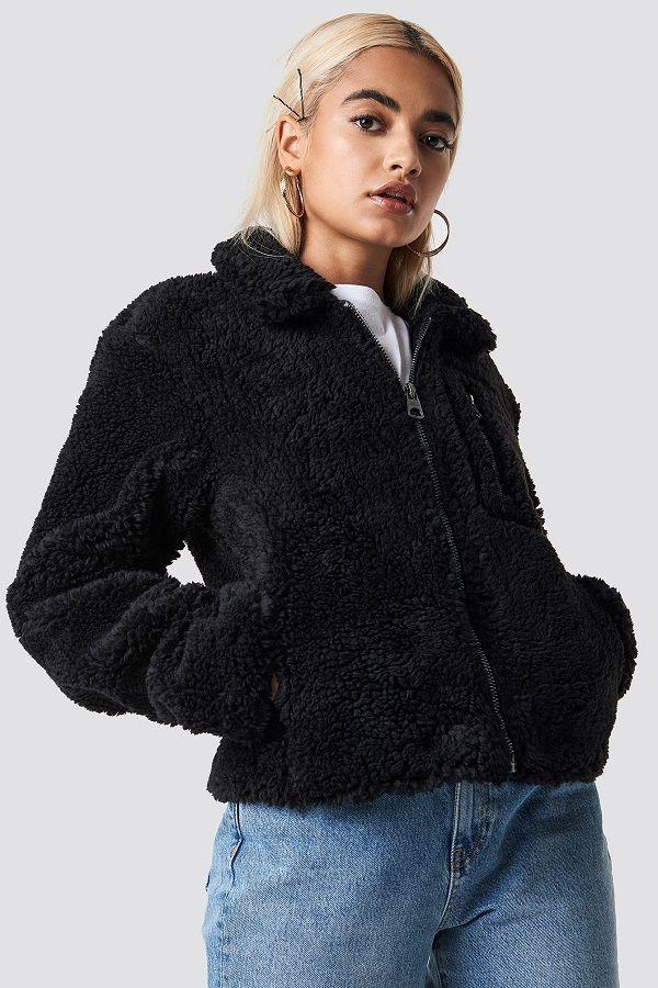 Black Faux Fur Coat Women S Black Faux Fur Coat Womens Faux Fur Coat Black Faux Fur Coat Women Fur Coats Women