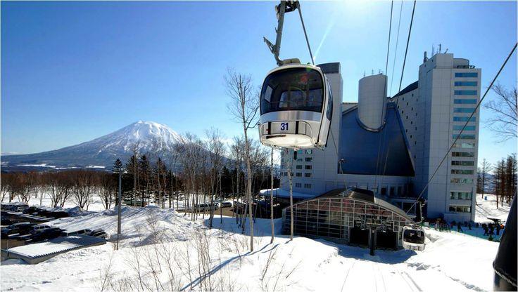 The winter season of Hilton Niseko Village  冬のヒルトンニセコビレッジ