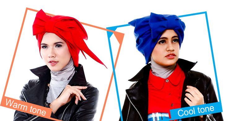 Buat Kulitmu Lebih Cerah Dengan Pemilihan Hijab Sesuai Dengan Tone Kulitmu