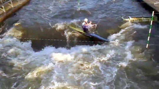 Modelação hidráulica do canal de canoagem dos Jogos Olímpicos do Rio 2016