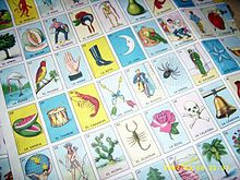 Cicely - the wiki riddles for Lotería can be found here. xoxo
