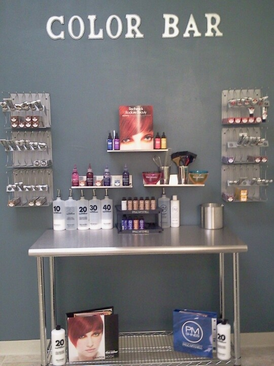 Paul Mitchell Color Bar @ Barber & Beauty