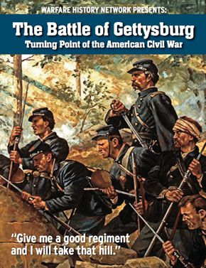a history of the battle of gettysburg the turning point of the civil war The battle was the first major loss by the confederacy answer the battle of gettysburg was s turning point bc the union army had one one of thier first battle and after lincolns famous speech the gettysburg adress it indpired soilders of the union.