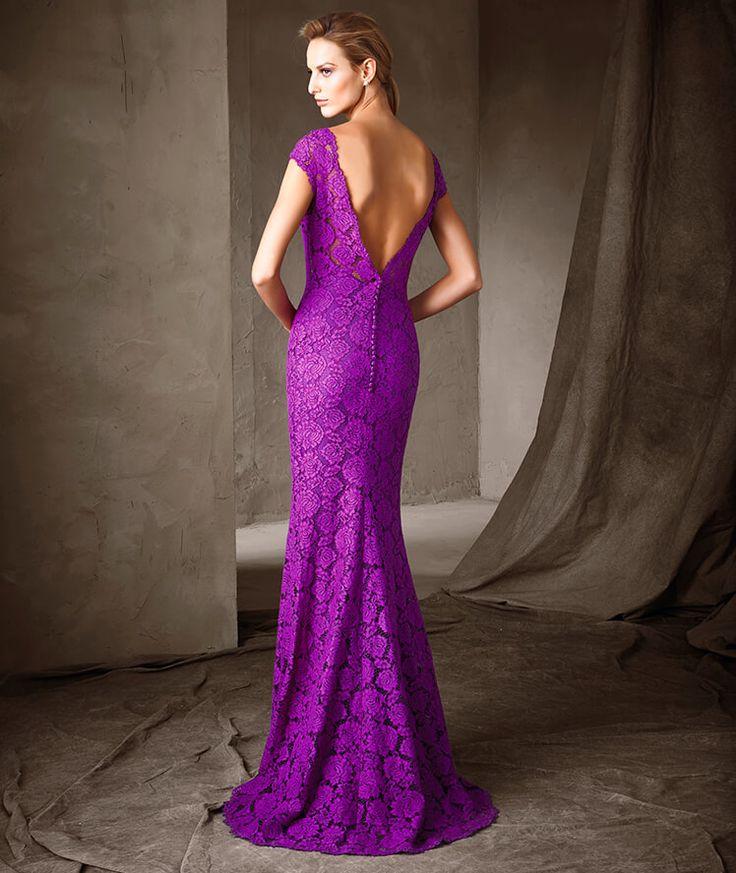 749 best VESTIDOS DE FIESTA images on Pinterest | Formal prom ...