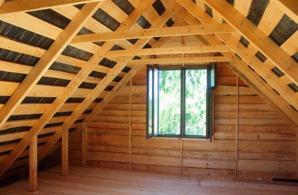 Простая крыша для дома, гаража или бани - односкатные и двухскатные конструкции