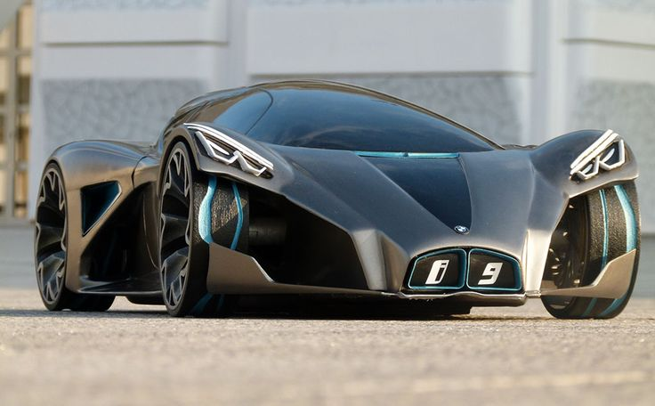 BMW i9 concept expected in 2014