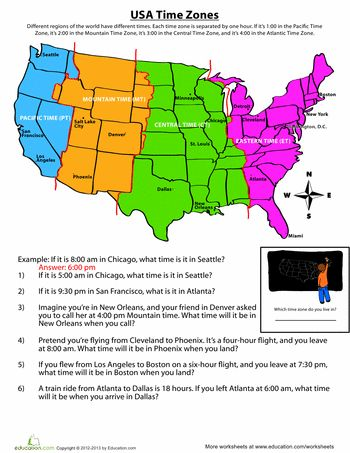Time zone map in usa mapusaticketsbox time zone map ibookread Read Online