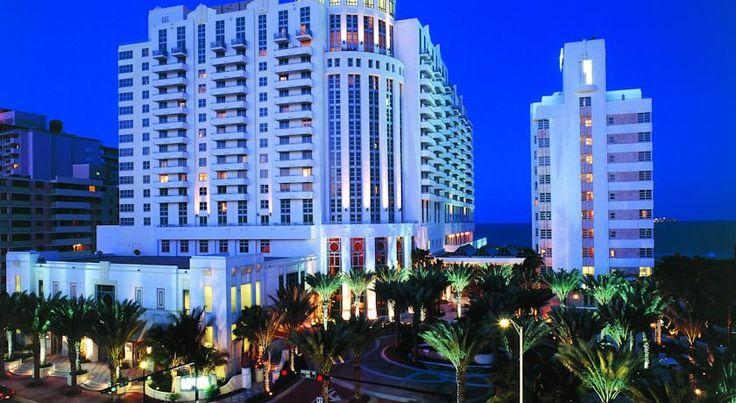 HOTEL アメリカ・マイアミのホテル>マイアミビーチのビーチフロントにあるリゾート>ロウズ マイアミビーチ ホテル(Loews Miami Beach Hotel)