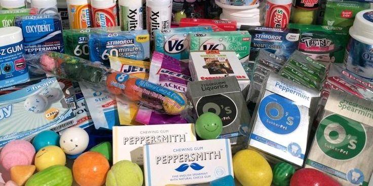 Tyggegummi uden hormonkemi | Forbrugerrådet Tænk Kemi
