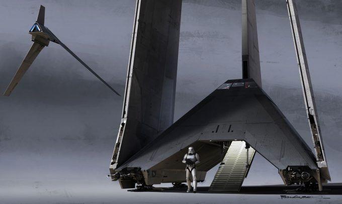 The-Art-of-Rogue-One-A-Star-Wars-Story-01-Krennic-shuttle-Concept-Art