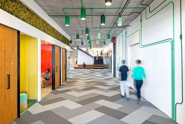 ci_190114_12 » CONTEMPORIST . Cisco-Meraki's new offices in some way sets the…