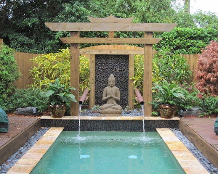 Beautiful Balinese Garden Pool Design Inspired