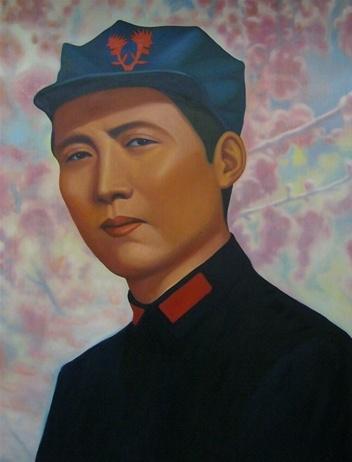 Ren Rong:   Mao Tse-Tung: Romance Amidst Plum Flowers
