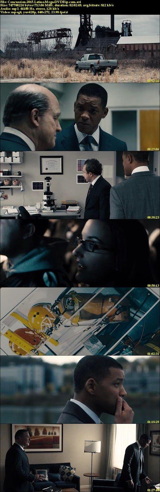 Acerca de La Verdad Oculta (Concussion) El Dr. Bennet Omalu (Will Smith) es un neuropatólogo forense que descubrió el síndrome postconmoción cerebral, que tanto daño causó a numerosos jugadores de fútbol americano, provocando incluso el suicidio de muchas estrellas de la liga NFL afectadas por el síndrome, como Dave Duerson...