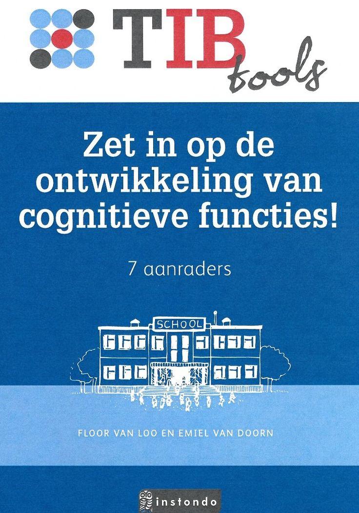Boek Tibtool Cognitieve functies FvL EvD omslag