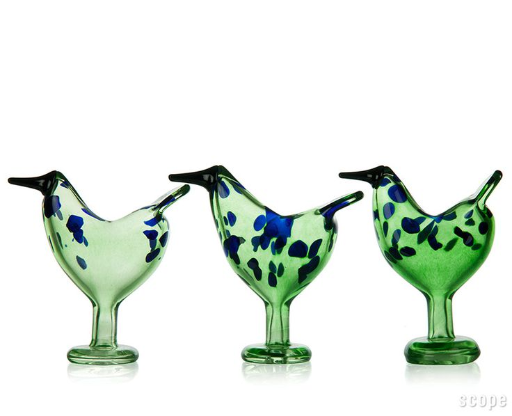 "This is a Birds ""Rakatti"" from iittala. Japan only 200pcs. Since 2012"
