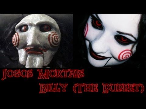 Jogos Mortais/Saw-Billy (The Puppet) Sugestão:Adriana e June - Especial_Halloween - YouTube