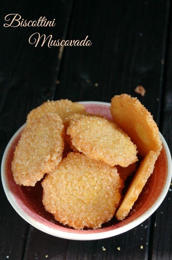 Biscotti di farro integrale e zucchero muscovado   Mamma Papera