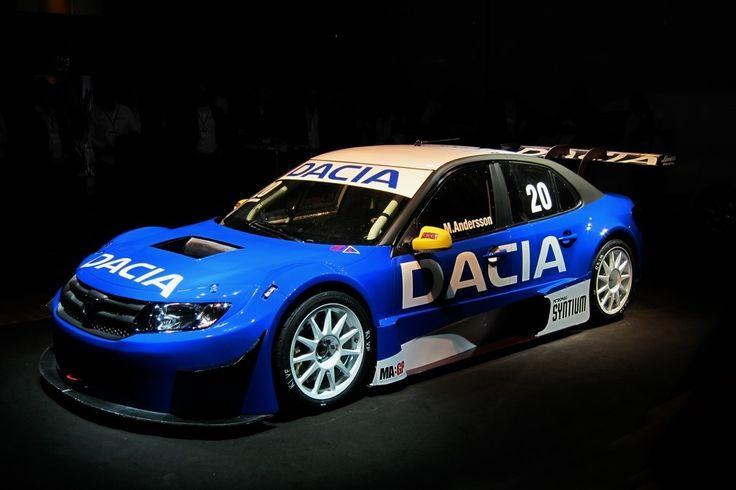 Dacia Logan STTC