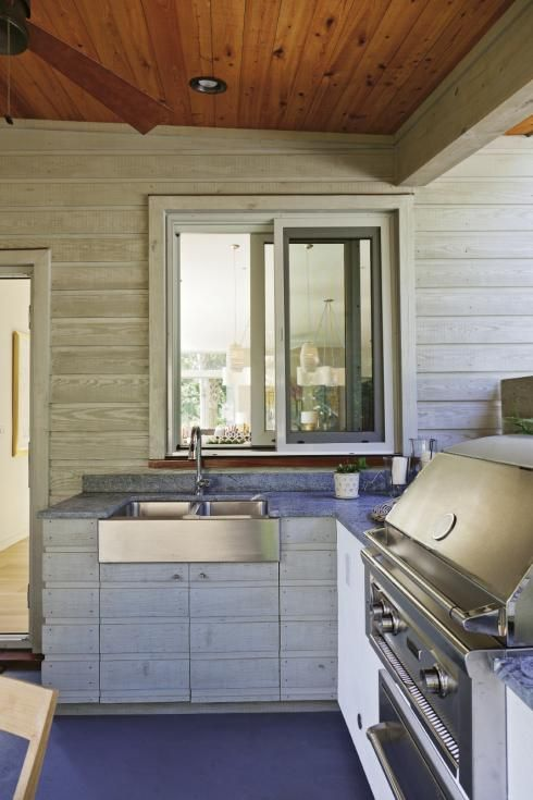 1000 Ideas About Covered Outdoor Kitchens On Pinterest