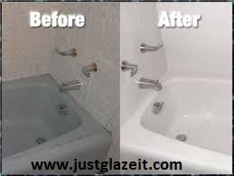 Bathtub Repair and Bathtub Refinishing By Super Glaze