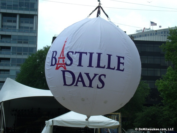 bastille days milwaukee schedule