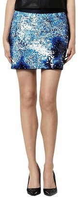 ShopStyle: Warehouse Sequin Skirt, Bright Blue: 21St Sales, Sequins Skirts, Wareh Sequins, Saia Mini-Sequins, Hot Sales, Bright Blue, Pick, 21St June, Warehouses Sequins