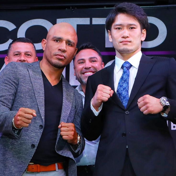 WATCH Miguel Cotto and tall Yoshihiro Kamegai face off 👉🏻LINK IN BIO🔝 http://www.boxingnewsonline.net/watch-miguel-cotto-and-tall-yoshihiro-kamegai-face-off/ #boxing #BoxingNews #CottoKamegai