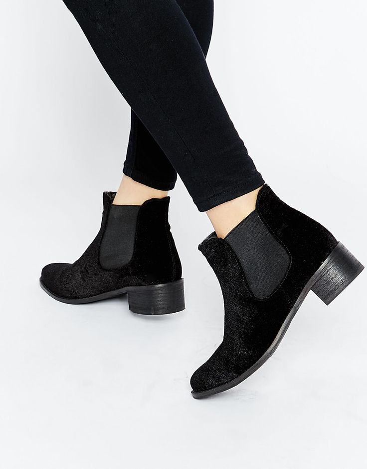 Park Lane Suede Slipper Shoes