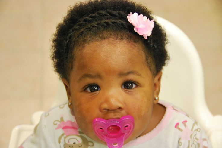 black baby hair styles - Google Search