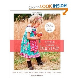 Little Girls, Big Style: Sew a Boutique Wardrobe from 4 Easy Patterns: Amazon.ca: Mary Abreu: Books