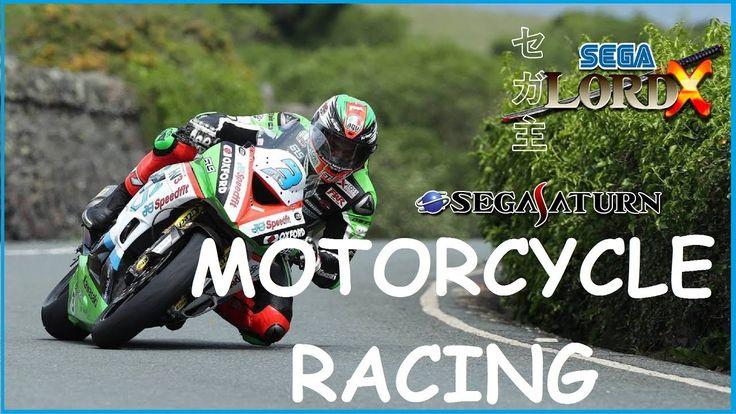 Motorcycle Racing Games on the Sega Saturn in 2020 Sega