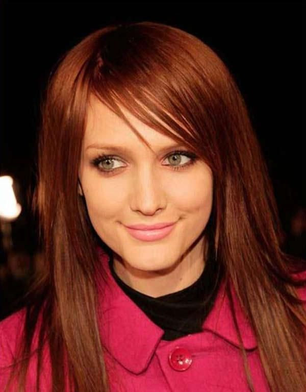 Best Hair Color for Green Eyes - http://trendinghaircolor.info/895/best-hair-color-for-green-eyes/