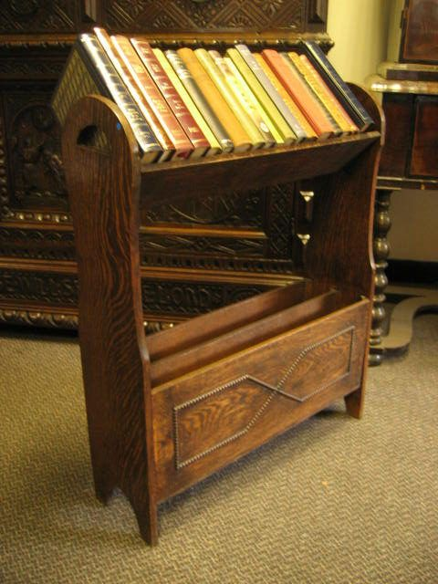 Oak Furniture Projects ~ Best book trough rack images on pinterest