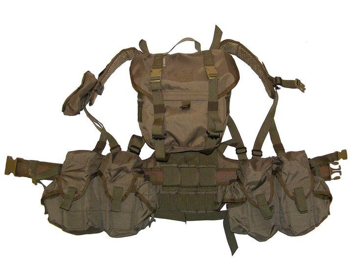 Original Russian Army Special Forces Assault Vest SMERSH AK by SPOSN SSO