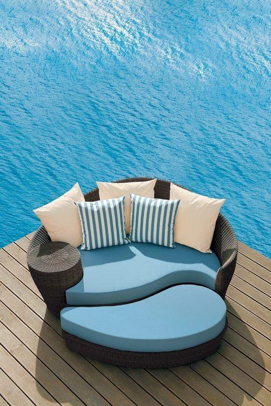 Nice outdoor bed
