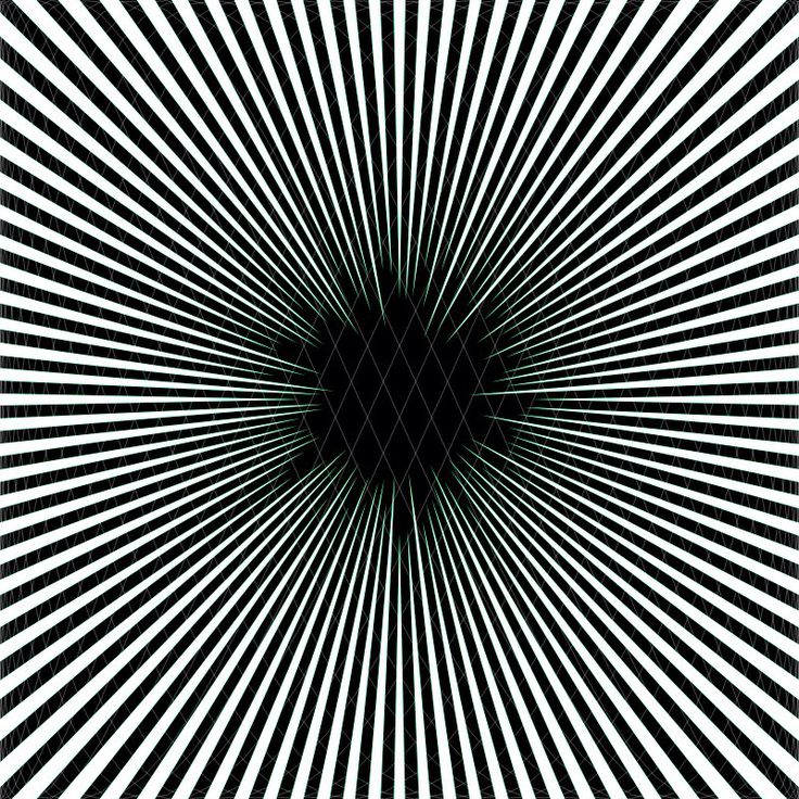 Line Optical Designory : If u stare at the middle of this illusion you see apparent