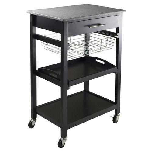 35 Best Clean Elegant Contemporary Kitchen Ideas Snapshotlite Com Kitchen Utility Cart Kitchen Cart Kitchen Tops Granite