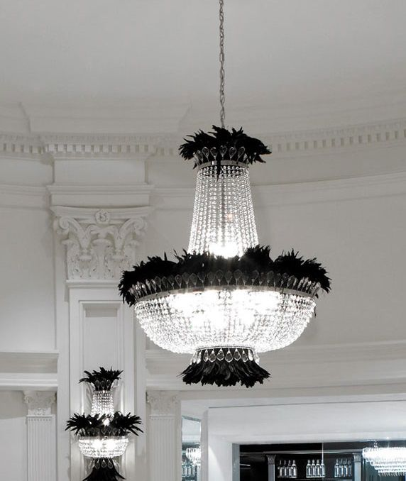 Hotel Chandeliers Restaurant By Instyle Decor Hollywood