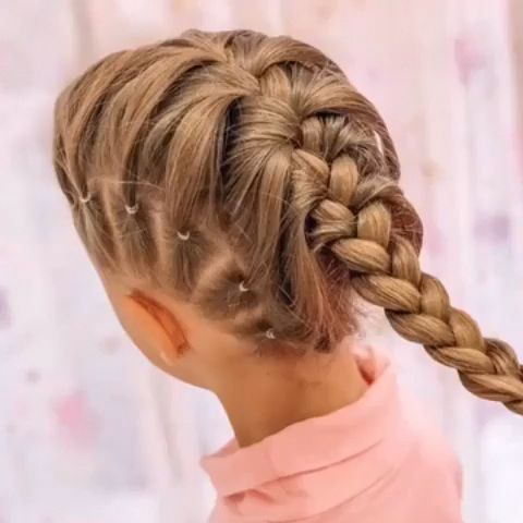 Little Girl Hair Designs | Cool Kid Hairstyles Girl | Ladies Haircut Names With Images 20190818