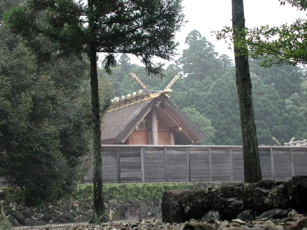 Ise Grand Shrine is a Shinto shrine dedicated to goddess Amaterasu-ōmikami, located in the city of Ise in Mie prefecture, Japan.