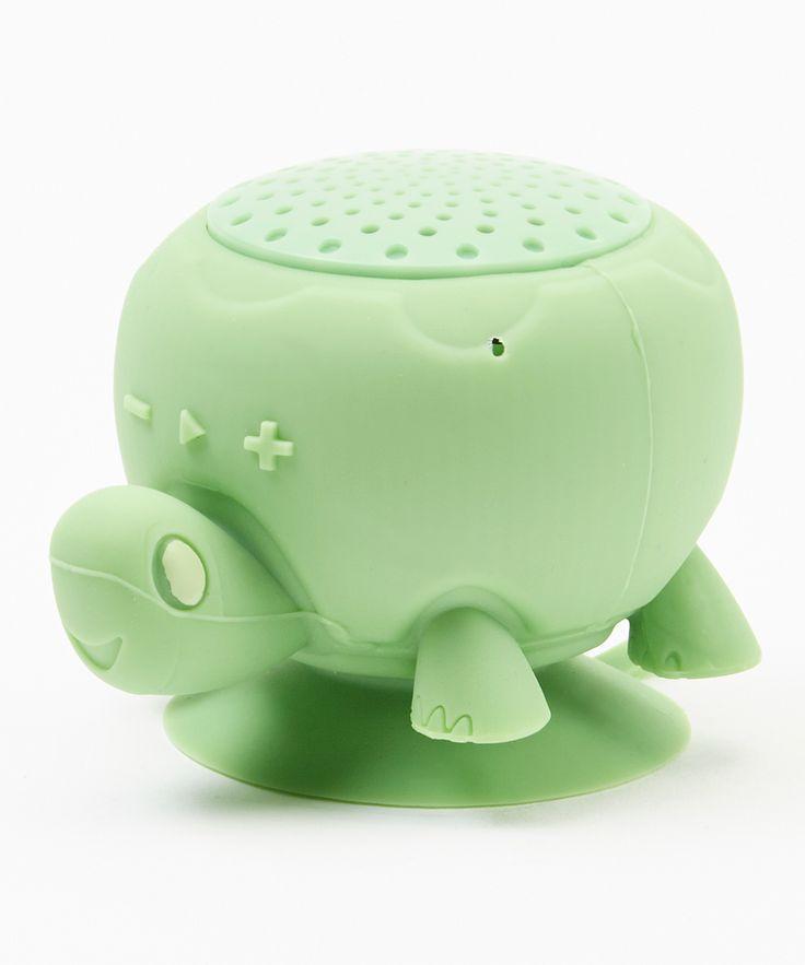 Turtle Shower Speaker