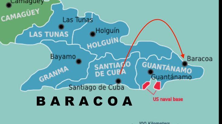BARACOA - Cuba's Oldest Town - Malecon - Casa Lester - Storm Central