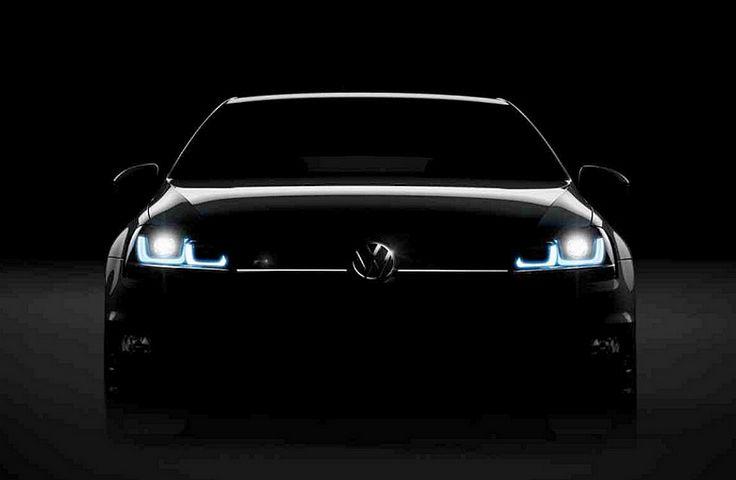 Volkswagen Golf R 2014 : Teaser