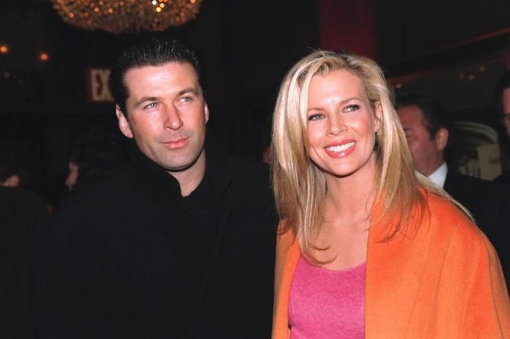 """Alec Baldwin and Kim Basinger in happier times before they divorced in 2002. Baldwin still thinks she is """"one of the most beautiful women that ever lived."""""""