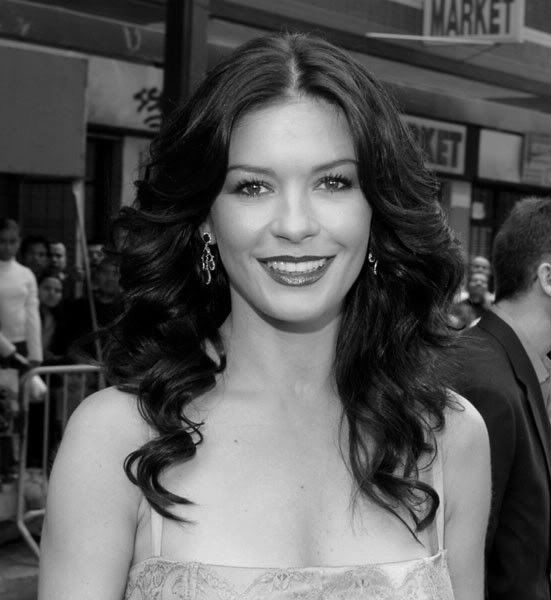 Catherine Zeta-Jones, (25 Sep. 1969) is an Academy Award- and Tony Award-winning Welsh actress. She began her career on stage at an early age. After starring in a number of United Kingdom and United States television films and small roles in films, she came to prominence with roles in Hollywood movies such as the 1998 action film The Mask of Zorro and the 1999 crime thriller film Entrapment. Her breakthrough role was in the 2000 film Traffic.
