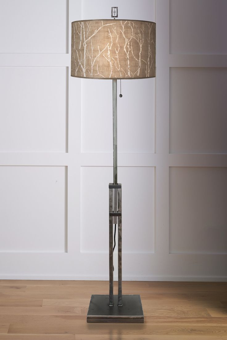 Height adjustable floor lamp multi conductor cable 22 awg