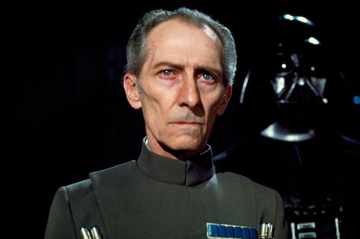 Grand Moff Tarkin | StarWars.com