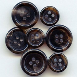 8 best Buttons images on Pinterest | Horn, Sport coats and Dark brown